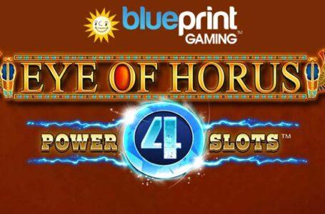 Eye of Horus สล็อตค่าย BPG ในรูปแบบ Power 4 Slots