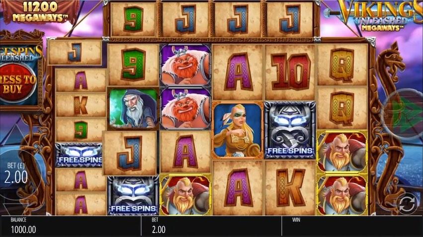 Viking Unleashed by BPG Slot